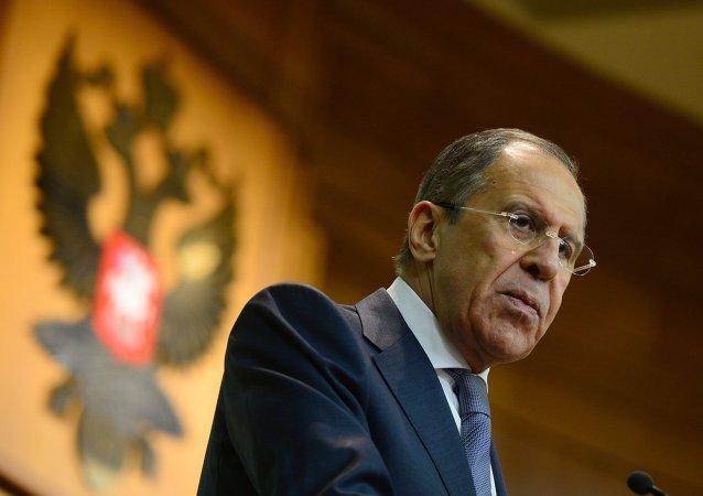 俄外长:俄方将袭击苏-24战机视为敌对行为