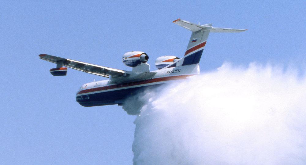 别-200水陆两用飞机