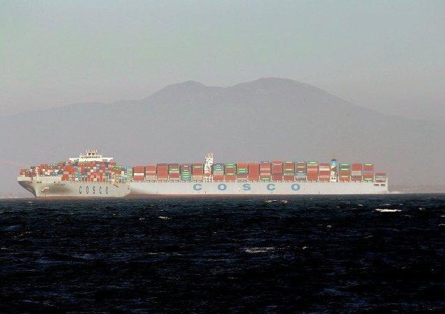 中国远洋运输公司