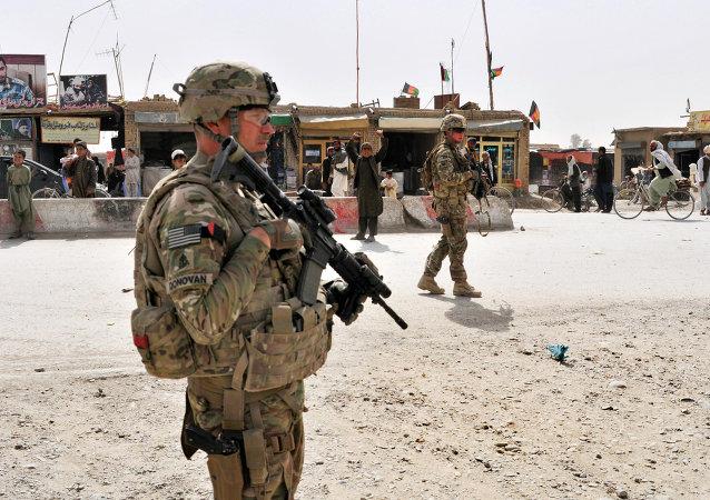 媒体:多名美军士兵在阿富汗赫尔曼德省受伤