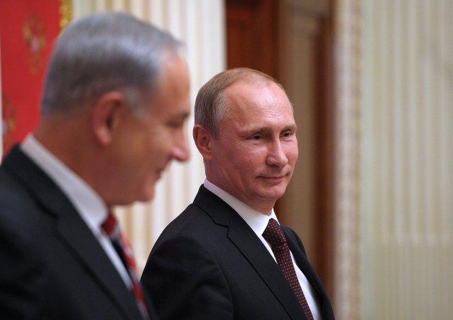 克里姆林宫:普京向内塔尼亚胡确信,向伊朗供应S-300将不会使以色列受到安全威胁