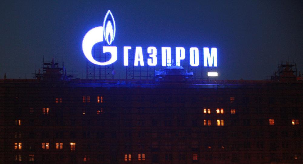 俄气2016年前5个月对外出口天然气总量已增长16.2%
