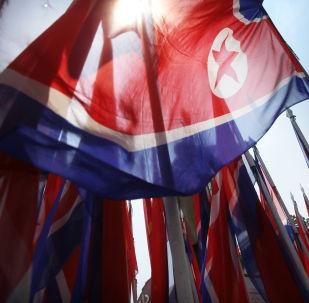 媒体:朝鲜进行新火箭发动机地面试验