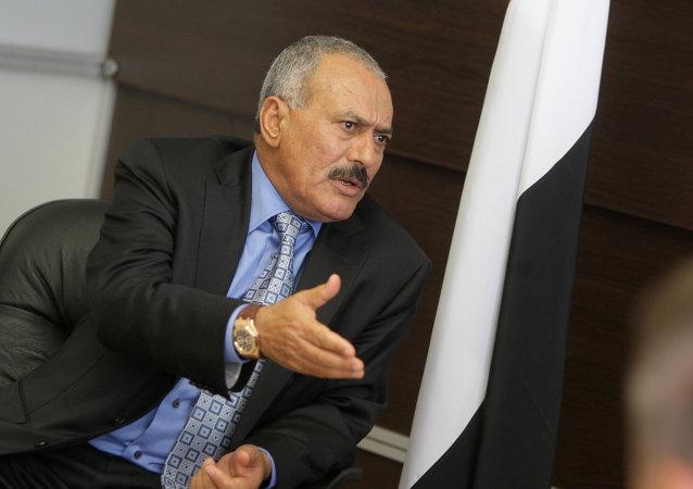 胡塞武装决定逮捕也门前总统萨利赫并将其从萨纳驱逐