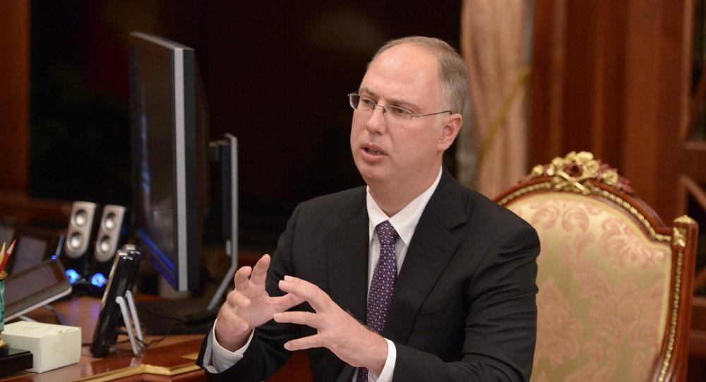 俄罗斯直接投资基金主席基里尔∙德米特里耶夫