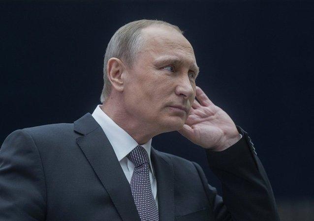 """俄联邦总统弗拉基米尔∙普京"""""""