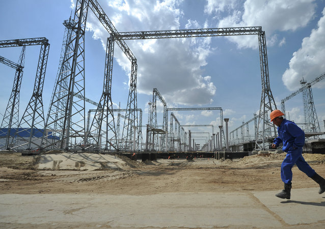 俄中应在能源领域建立完整生产链