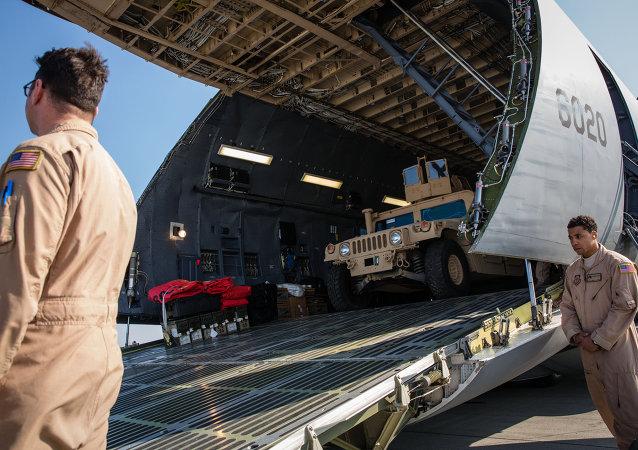 美国大使:美国空降兵教官抵达乌克兰