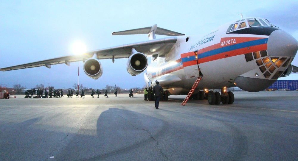 俄聯邦國防部將向哈卡斯火災受災者運送約100噸的食品與設備