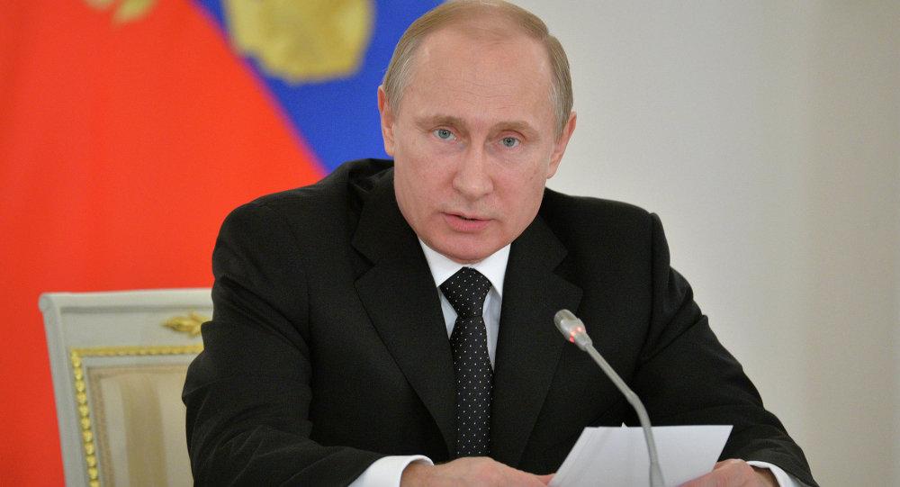 普京:俄羅斯推行獨立外交政策,是值得信賴的夥伴