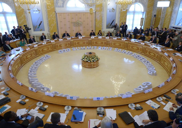 中国商务部:中方希望G20国家形成投资政策的非约束性指导原则