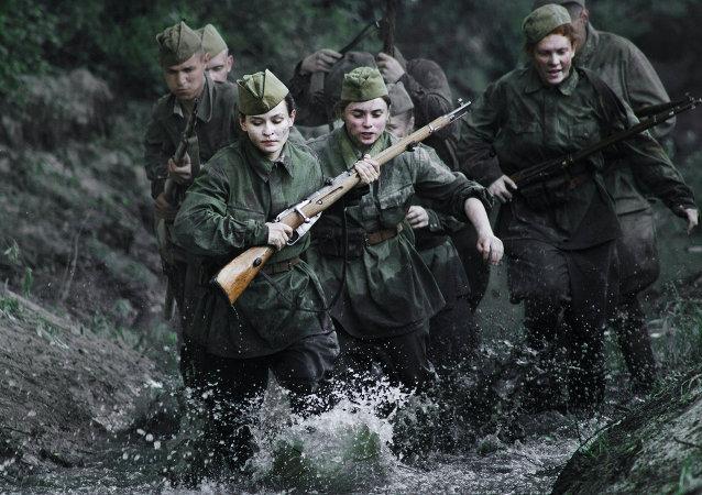 影片《塞瓦斯托波尔保卫战》在北京国际电影节受到热烈欢迎