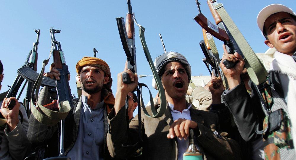胡塞叛军准备好在也门与沙特阿拉伯交界处实施行动