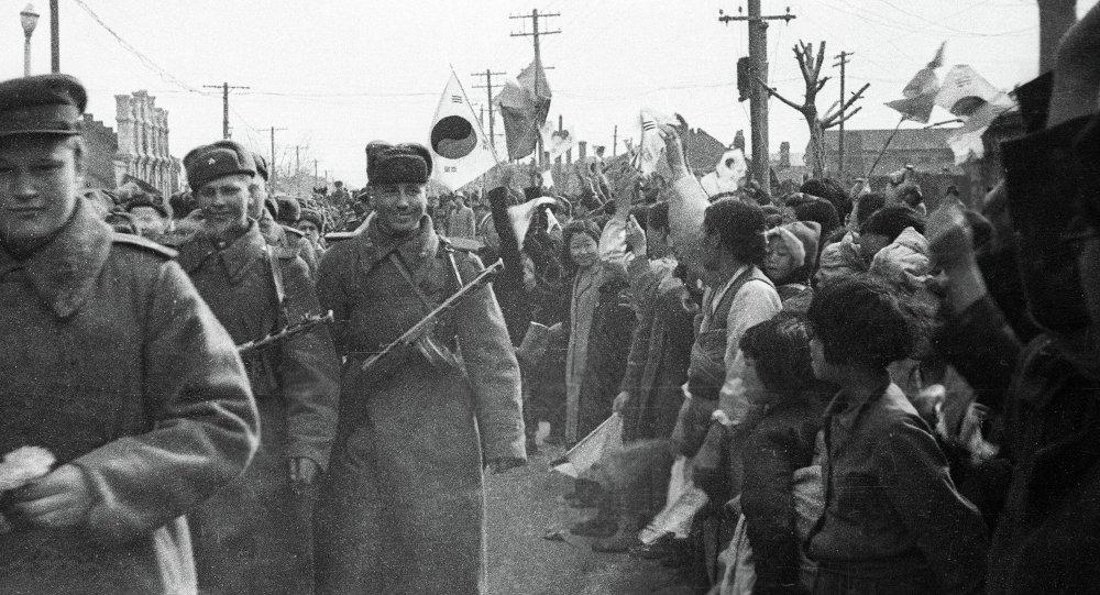 1945年8月牡丹江市