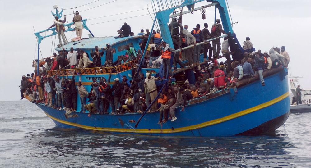 一晝夜內約5000名移民在西西裡海峽獲救