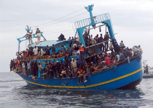 德前总理施罗德:欧洲需要新的移民政策