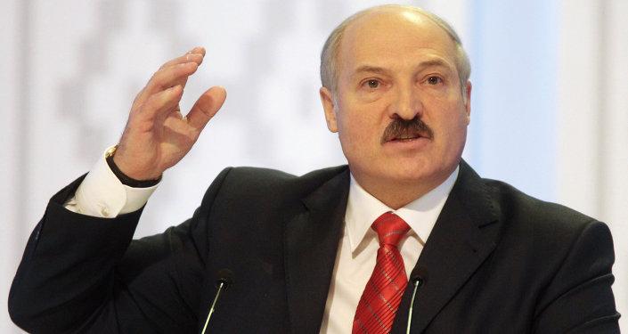 白俄总统称本国退出欧亚经济联盟和俄白联盟国家言论是杜撰