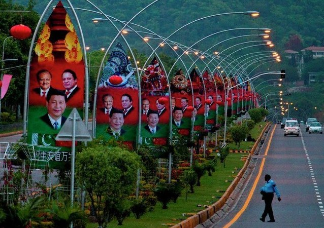 中国外交部:中巴经济走廊已进入全面实施阶段