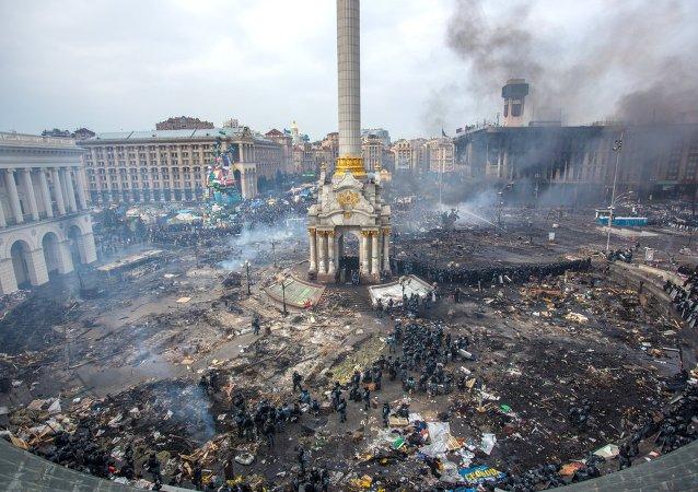 乌克兰独立广场事件