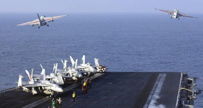 美國艦機對華抵境偵查極其容易引發誤解誤判