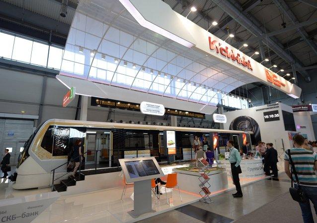 100多家中国企业将参加叶卡捷琳堡展会