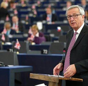 欧盟委员会主席克洛德•容克