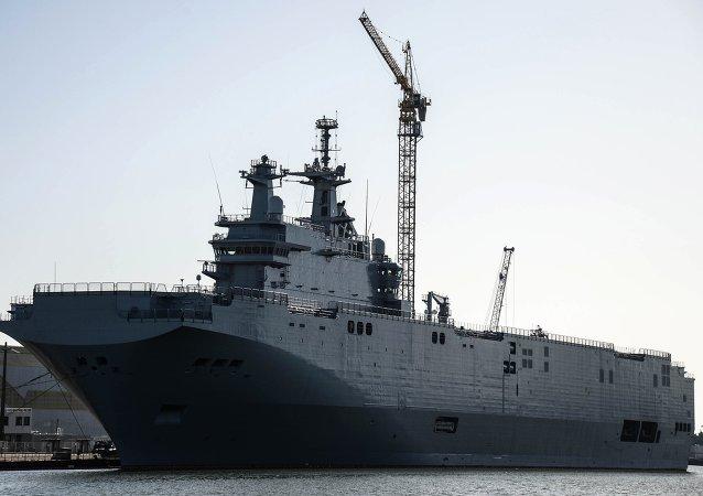 """克宫称法国向埃及出售""""西北风""""顾及俄方利益"""