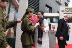 """""""不朽军团""""北京活动参与者: 二战的胜利是俄中人民共同的胜利"""