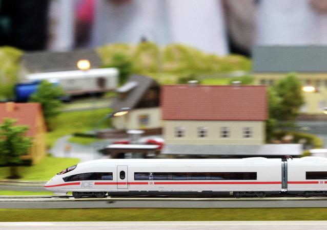 莫斯科-喀山高铁等大批中俄项目取得重大进展