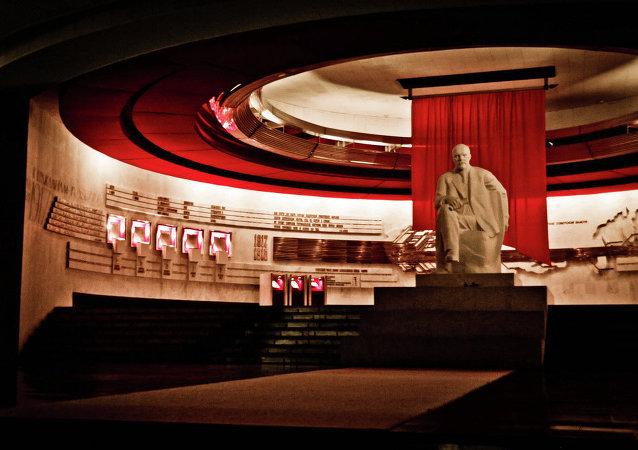 列宁山保护区博物馆