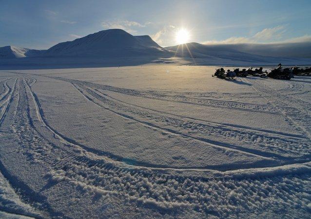 俄外交部大使:在北极没有发生冲突的潜在可能
