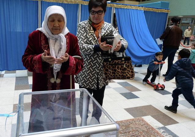 上合组织观察员:哈萨克斯坦在高水平和公开氛围中举行选举