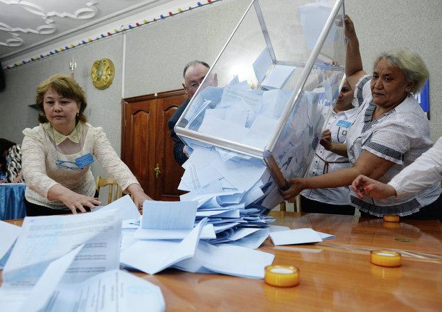 哈央选委:哈萨克斯坦总统选举投票率超过95%