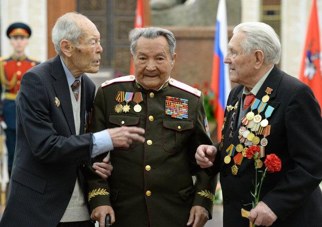 俄滨海边疆区老兵将赴华拜谒俄军烈士墓