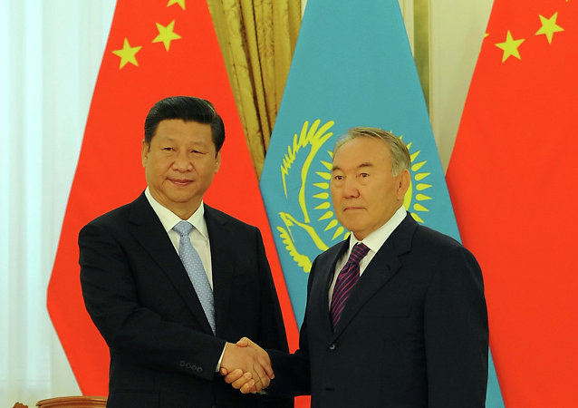 中哈两国签署全面战略伙伴关系新阶段的联合宣言