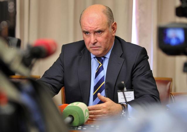 俄外交部副部长格里高利•卡拉辛