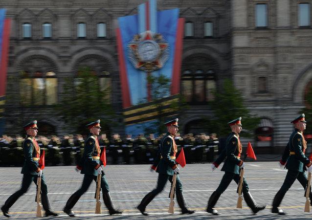 印度防长邀请同胞赴莫斯科观看胜利日阅兵