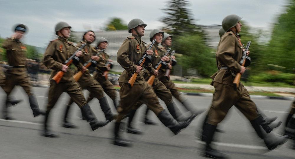 民调:二战参战国居民不了解苏联为战争胜利做出的贡献