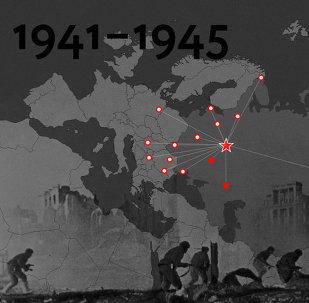 苏联红军抗德和抗日战争15次关键行动