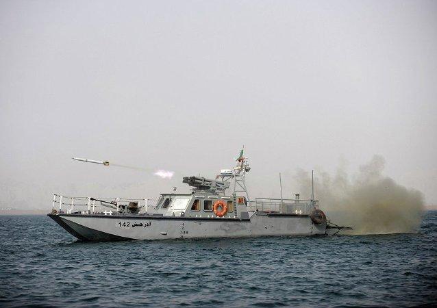 伊朗和阿曼拟在印度洋进行联合海军军演