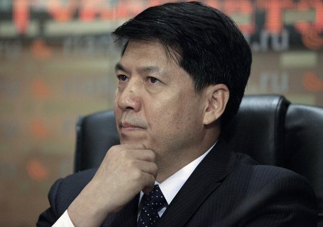 李辉大使接受《中国》杂志专访:中俄经贸合作基础良好