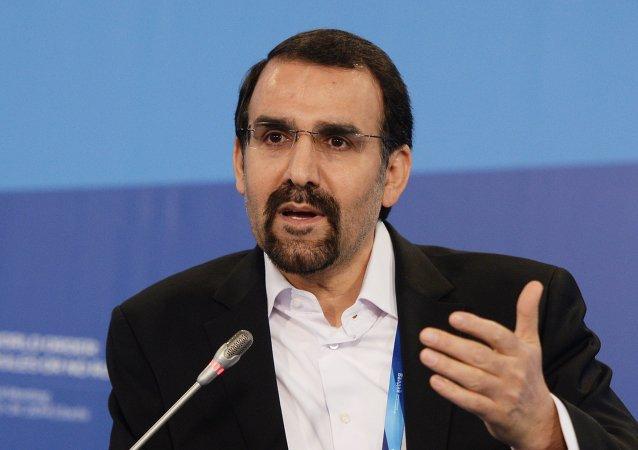 伊朗驻俄罗斯大使梅赫迪∙萨那伊