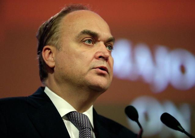 俄罗斯国防部副部长阿纳托利•安东诺夫