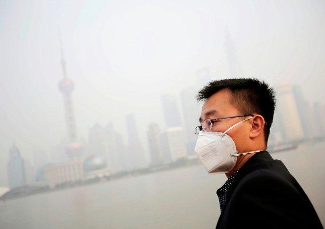 外媒:中國特大城市空氣污染嚴重