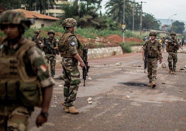 涉嫌在中非参与性侵的法国士兵将面临严惩