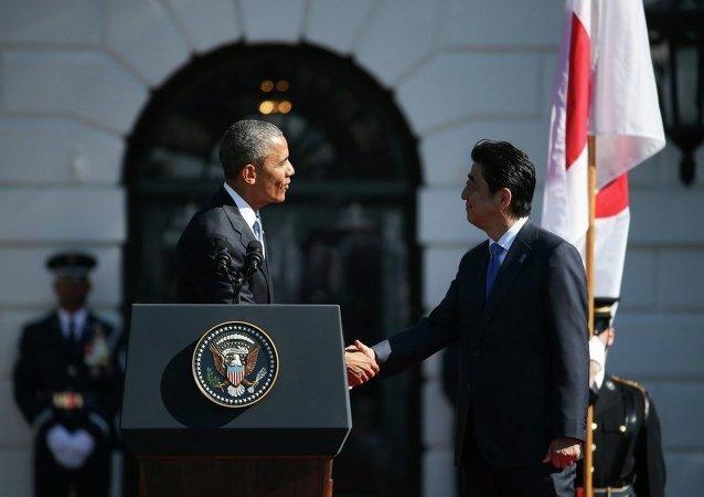 """美国正在鼓动日本与中国在南海""""玩游戏"""""""