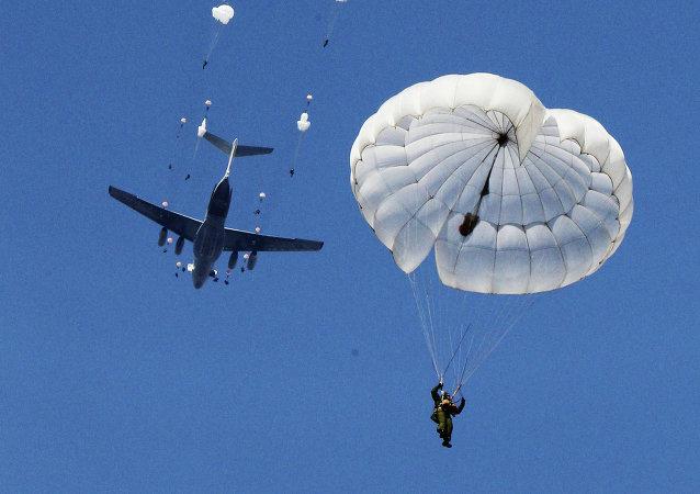 俄空降部队计划秋季首次在埃及举行反恐演习