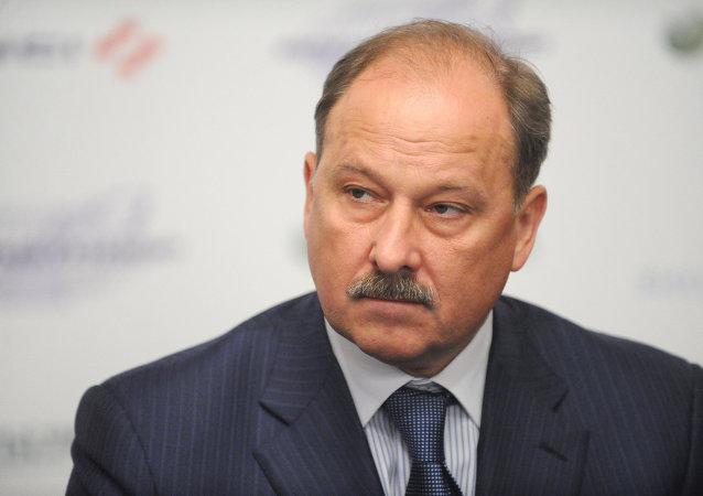 外經銀行行長德米特里耶夫