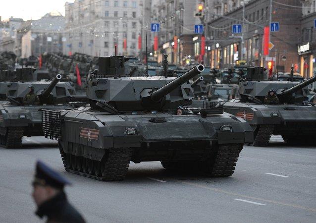 莫斯科红场阅兵将有1.6万名士兵和200多辆军事装备参加