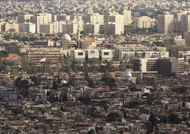 """联合国:大马士革愿意就""""四个篮子""""的所有议题展开建设性工作"""